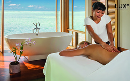 Massage LUX* South Ari Atoll