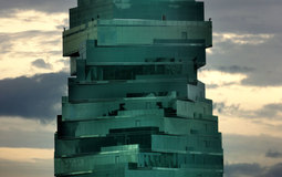 Turm der Revolution in Panama City